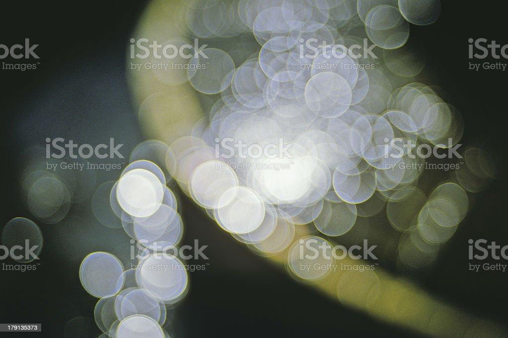 Pattern of light royalty-free stock photo