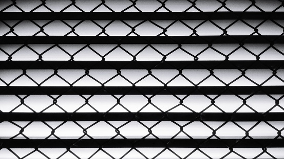 Pattern Of Metal Stock Photo - Download Image Now