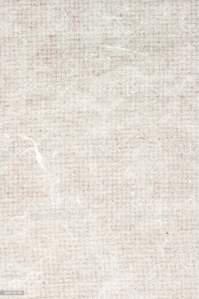 Pattern of mulberry paper texture. stock photo