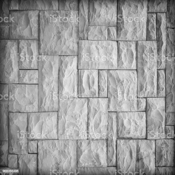 Mönster Av Gamla Sten Wall Dykt Upp-foton och fler bilder på Abstrakt