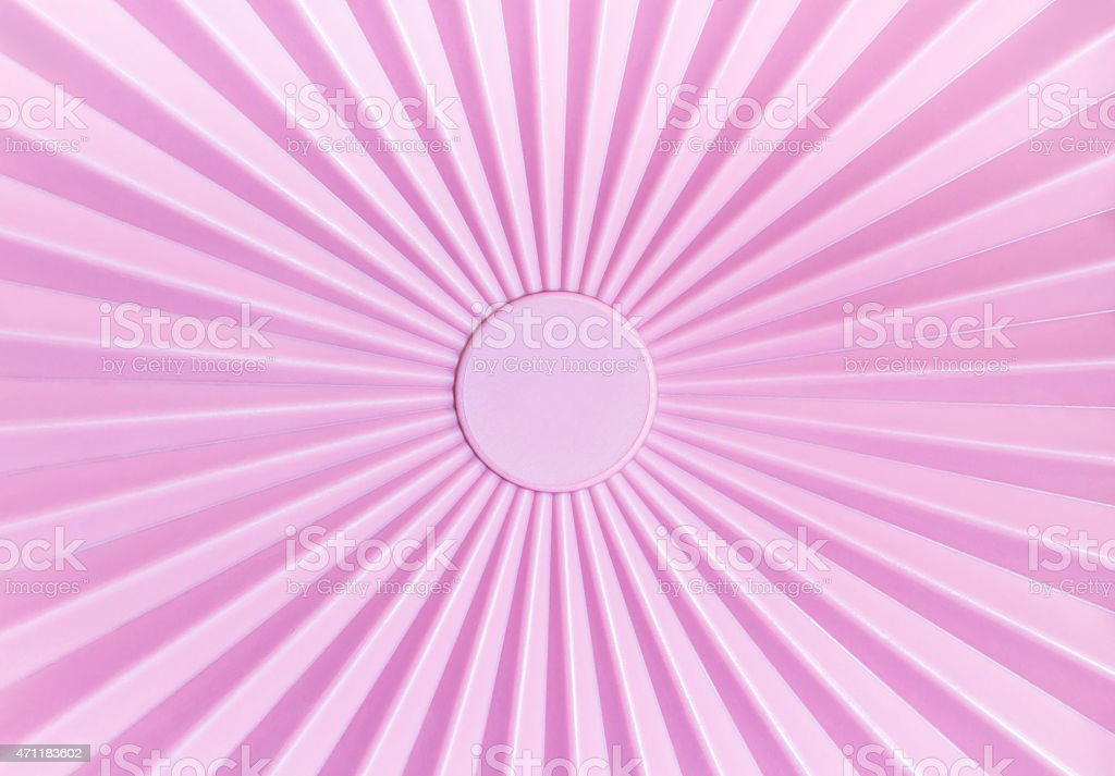 Pattern of pink plastic stock photo