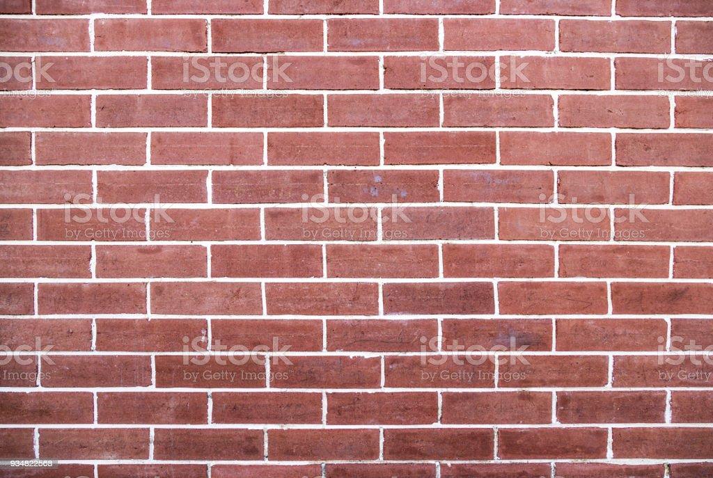 레드 빈티지 벽의 패턴 - 로열티 프리 0명 스톡 사진