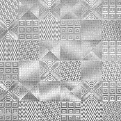 Mönster Av Silver Brickor-foton och fler bilder på Abstrakt