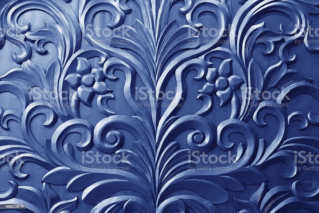 pattern on a metal plate material royalty-free stock photo