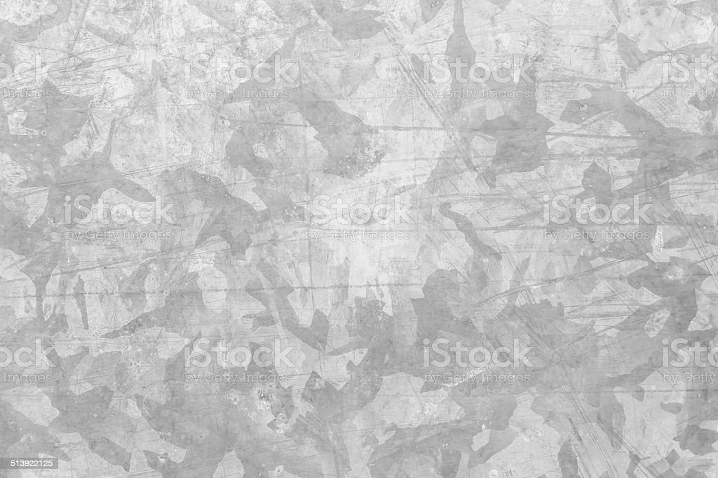Pattern on zinc plates. stock photo