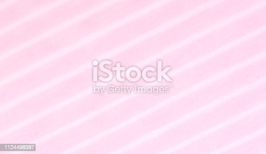 istock Pattern stripe seamless sweet pink two tone colors. Diagonal stripe abstract background 1124498397