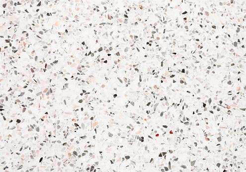 Pattern Terrazzo Floor Or Marble Beautiful Old Texture