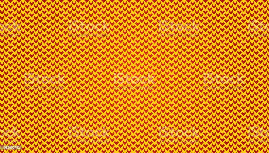 Muster V gelb und Rot Farbe Hintergrund Lizenzfreies stock-foto