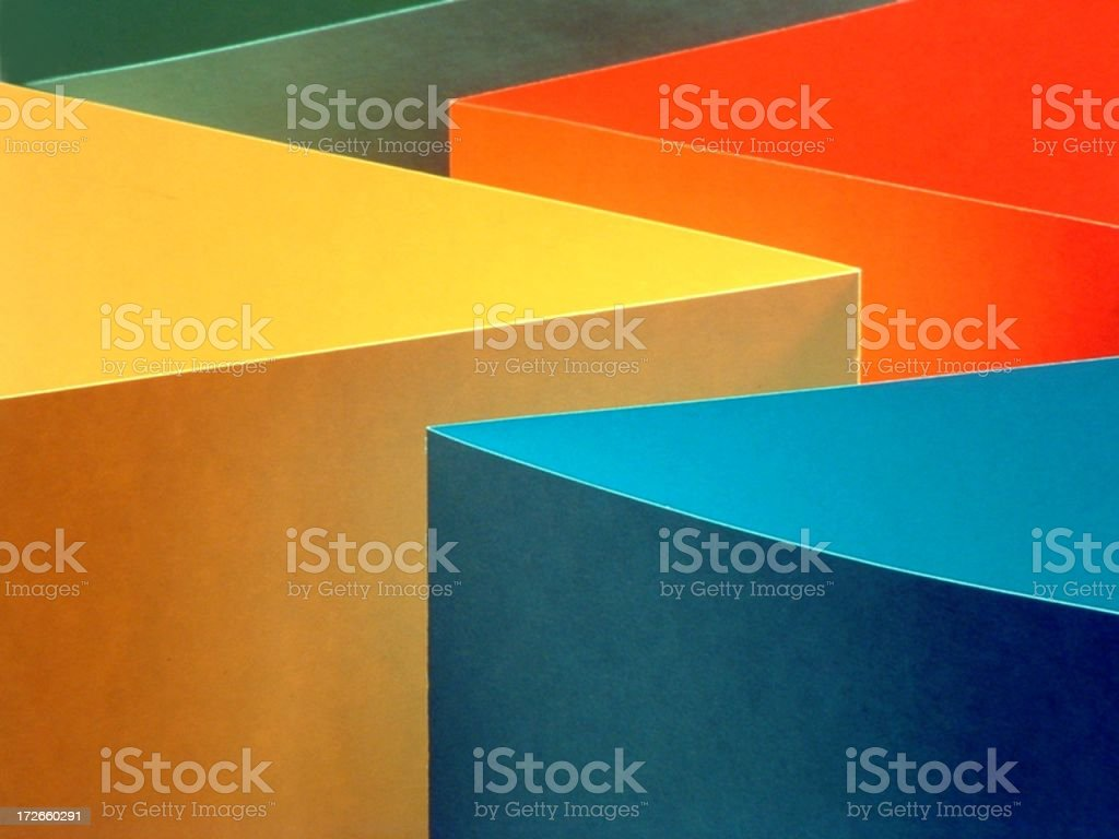 Pattern-Bright Colors royalty-free stock photo
