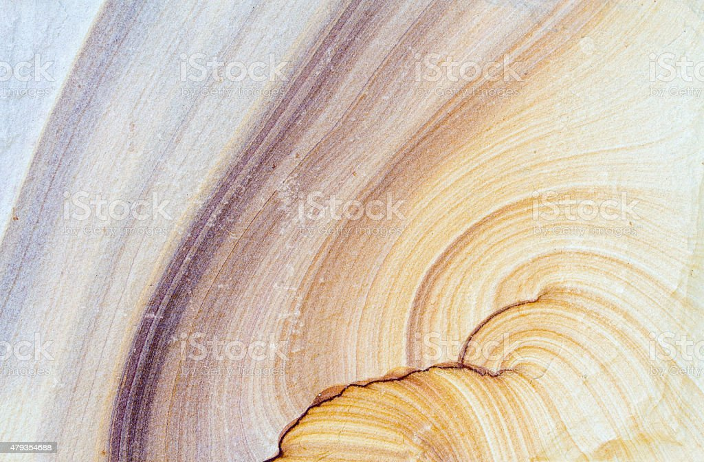 Patterned sandstone texture background (natural color). royalty-free stock photo