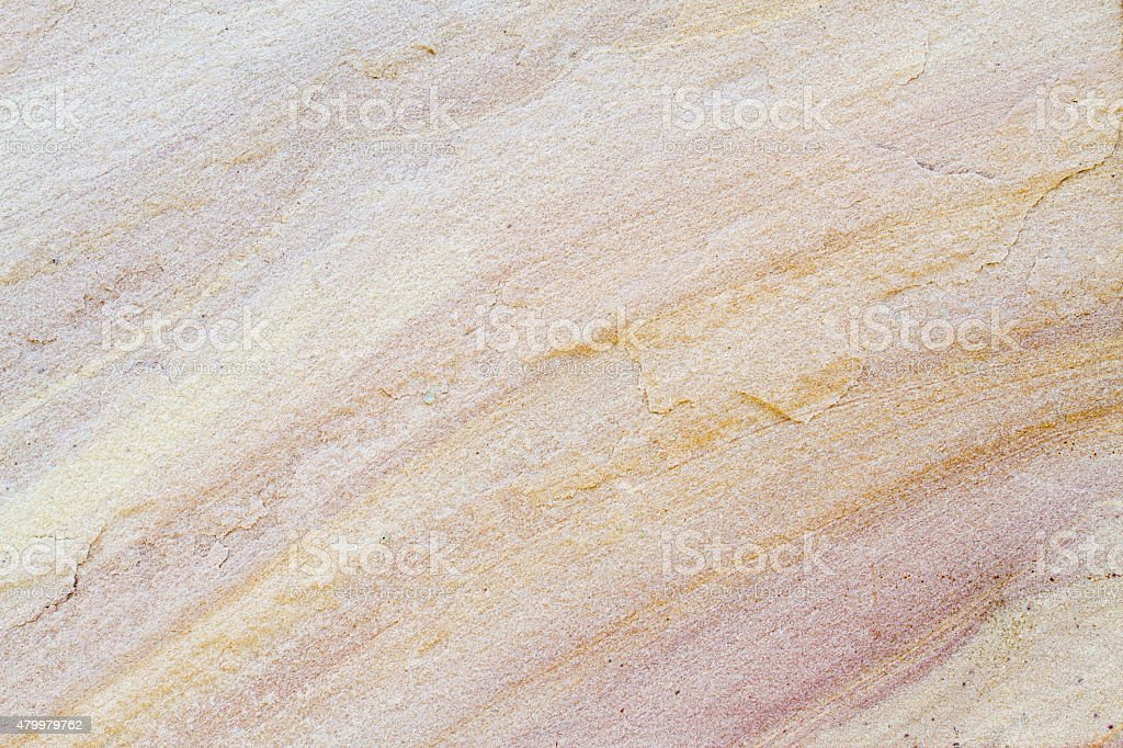 Patterned sandstone texture background (natural color). stock photo