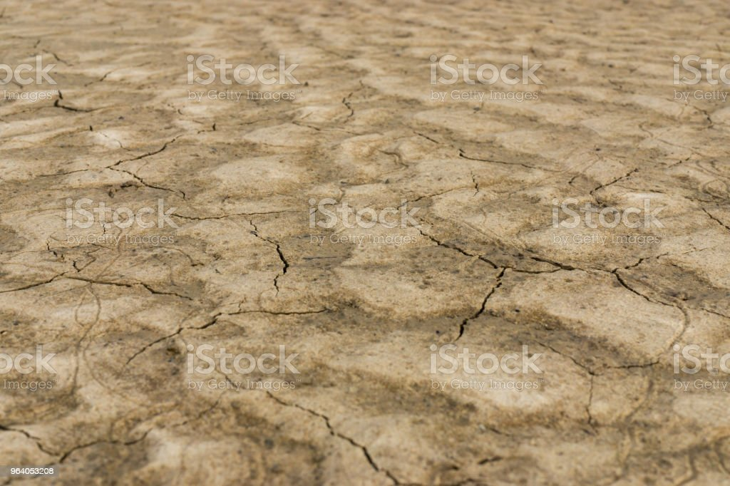 Patterns of the sand - Royalty-free Abstract Stock Photo