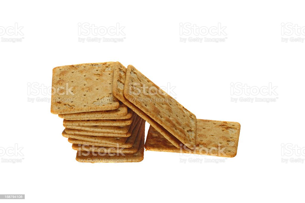 Galettes royalty-free stock photo