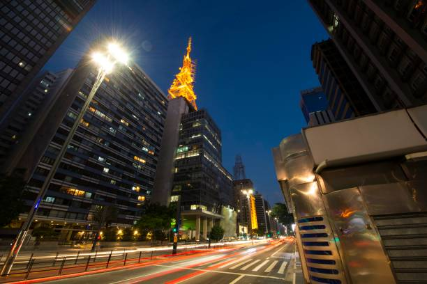 Paulista avenue  – Foto