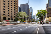 Paulista Avenue - Sao Paulo, Brazil