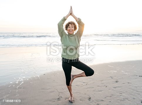 Yoga after 55