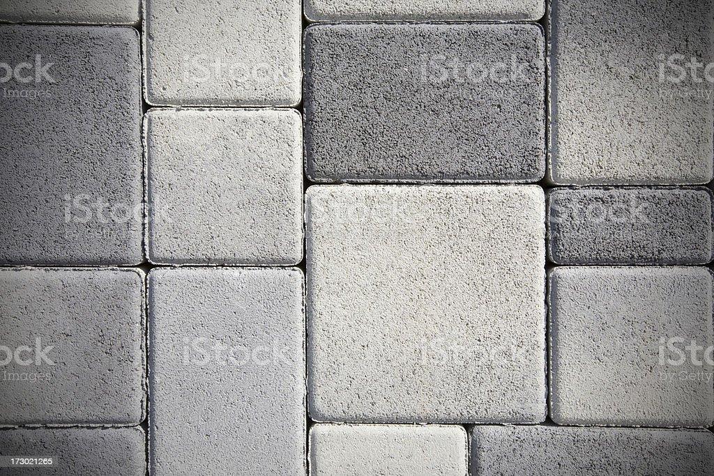 Pavement detail royalty-free stock photo