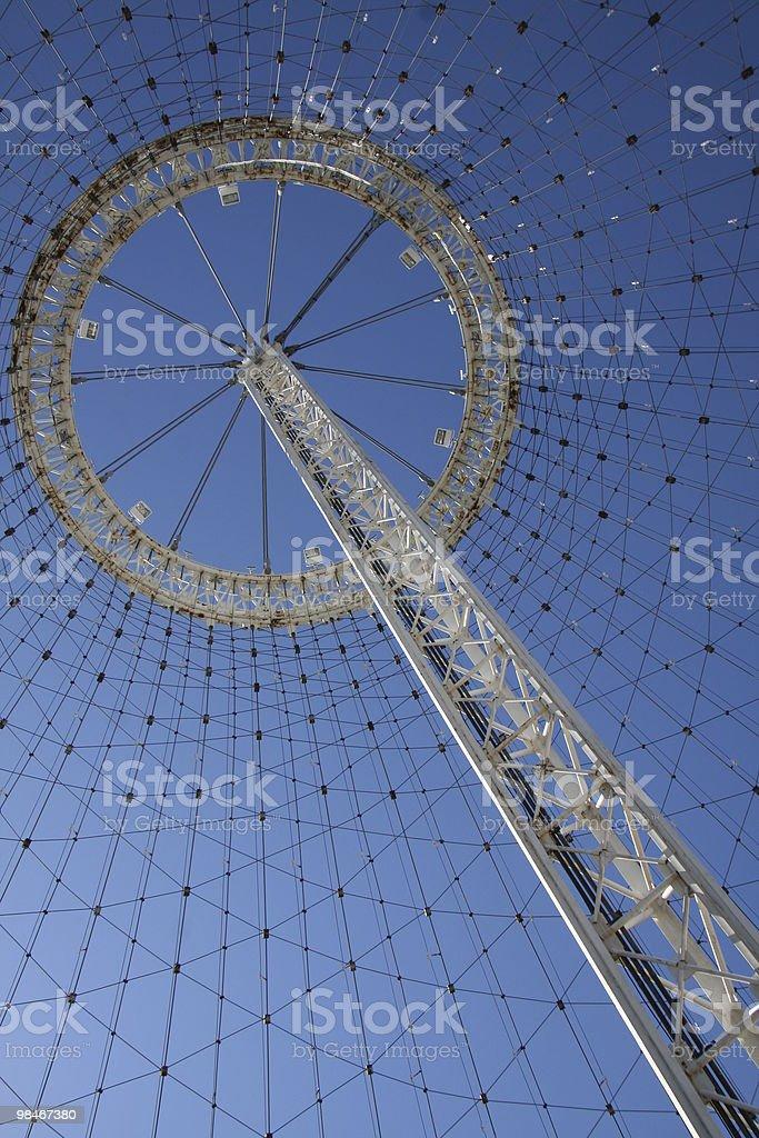 Pavilion background royalty-free stock photo