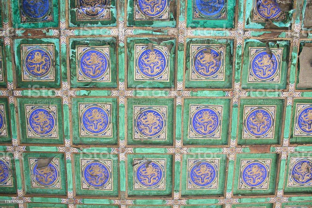 Pavilion Of Flooting Greenery Imperial Garden Forbidden City Beijing ...