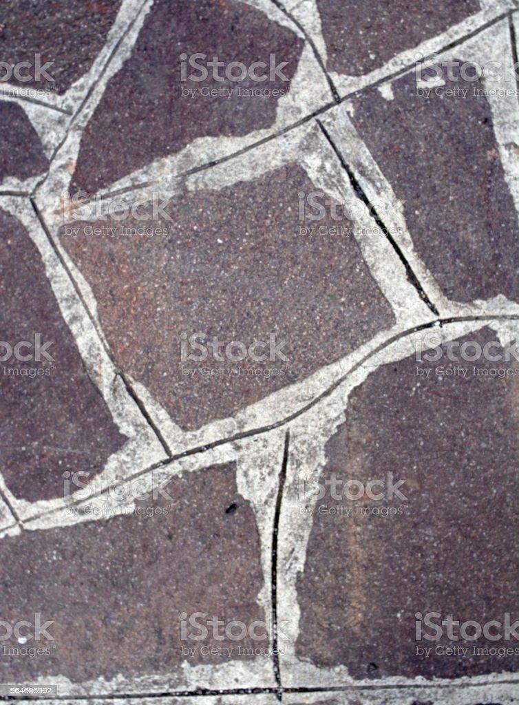Pavimento di pietra royalty-free stock photo