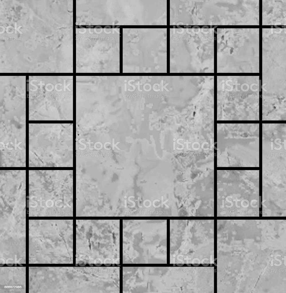 Paving Slabs Paving Stones Seamless Texture Displace And