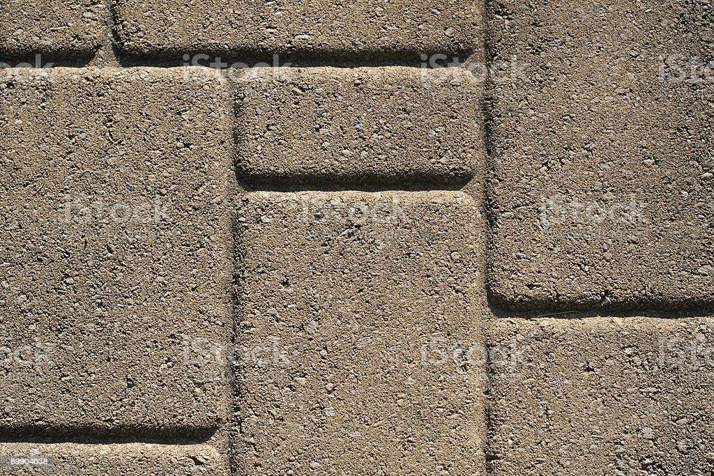 Paving stone, background royalty-free stock photo