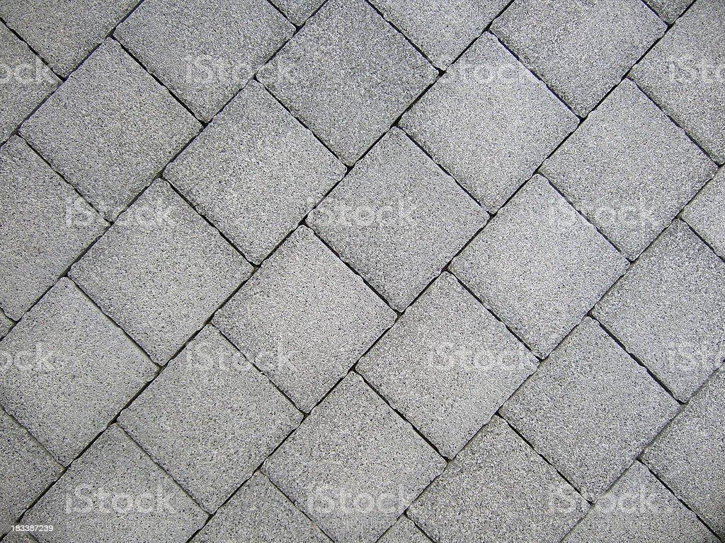 Pflasterstein Muster – Foto