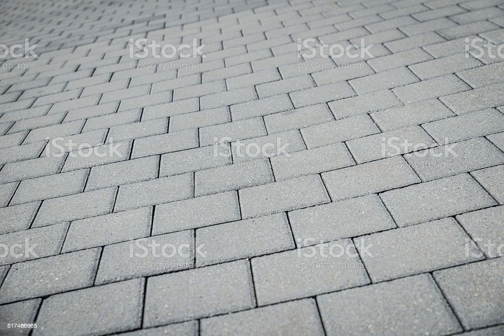 Paving Stones Background stock photo