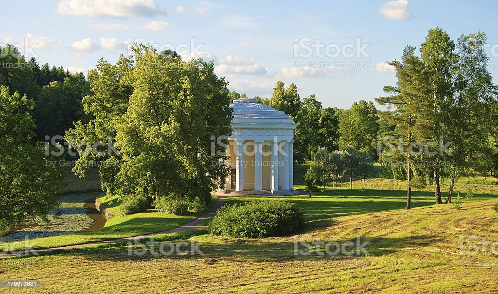 Pavlovsk royalty-free stock photo