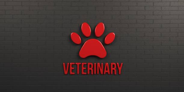Paw veterinary in red and black brick wall 3d rendering illustration picture id934966252?b=1&k=6&m=934966252&s=612x612&w=0&h=ezx2n8satjxqfhu3artl1ey7rllsjqf5rx23rloqdmi=