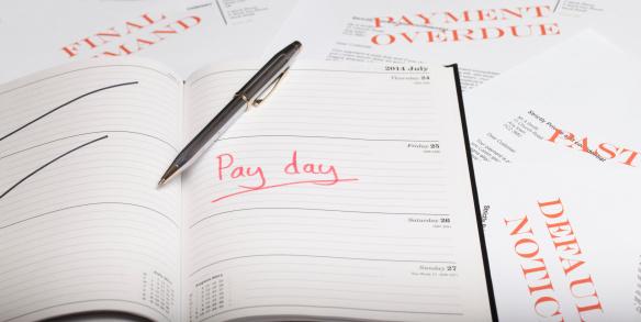 Pay Day Loan Stock Photo - Download Image Now