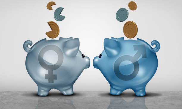 pay equity - gender stereotypes stock pictures, royalty-free photos & images