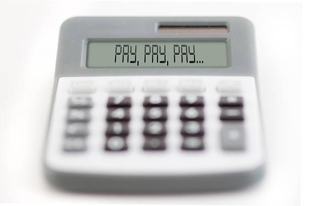 pay stock photo