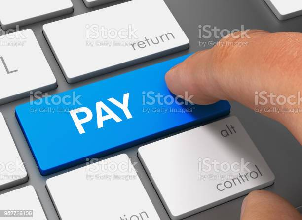 Pay pushing keyboard with finger 3d illustration picture id952726106?b=1&k=6&m=952726106&s=612x612&h=tqnzo4xghbmwecdblfd2nrmlczydanlepnbmy th7mk=