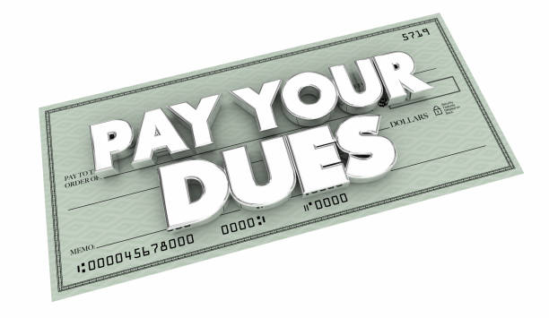 107 Pay Your Dues Stock Photos, Pictures & Royalty-Free Images - iStock
