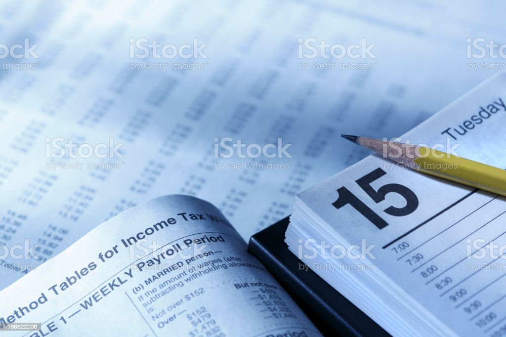 Payday royalty-free stock photo