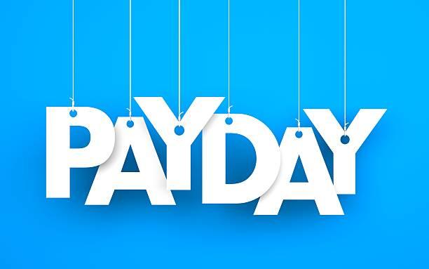 de rémunération - calendrier digital journée photos et images de collection