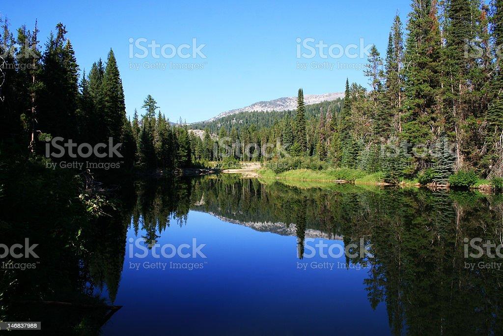 Payette Landscape stock photo
