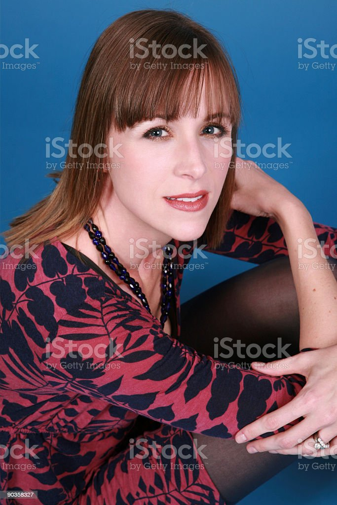 Paying Attention royalty-free stock photo