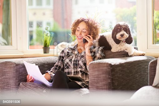 istock paying the pet insurance 540591506