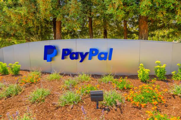 paypal hq california - paypal foto e immagini stock