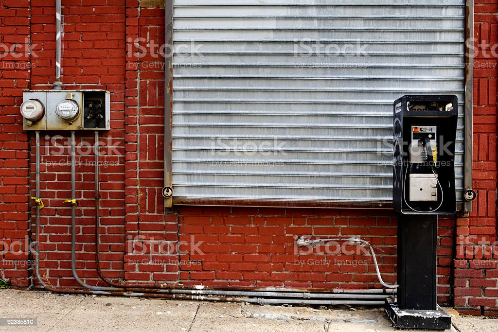 payphone royalty-free stock photo