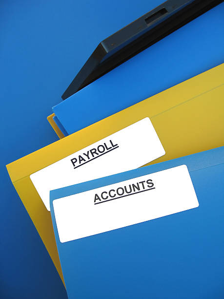 payroll accounts - disbursement stock pictures, royalty-free photos & images