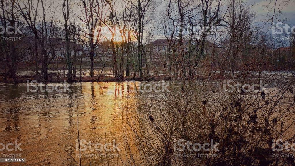 Paysage nature et rivière - Photo