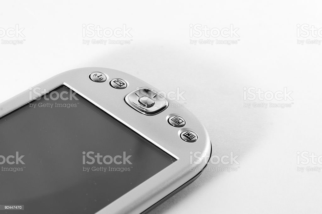 pda5 royalty-free stock photo
