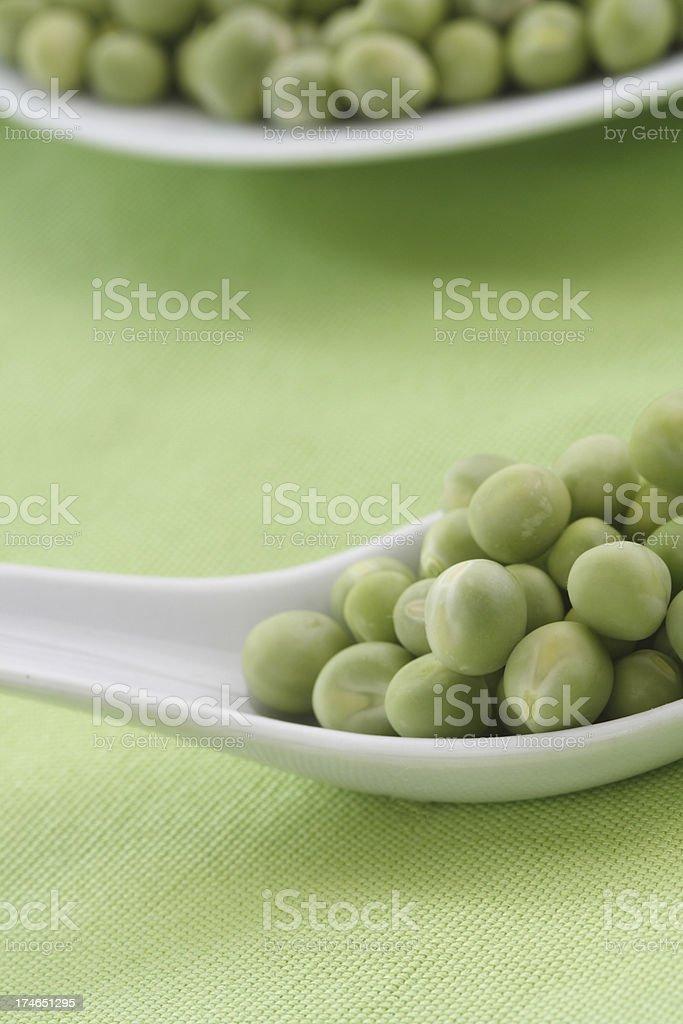 Pea stock photo