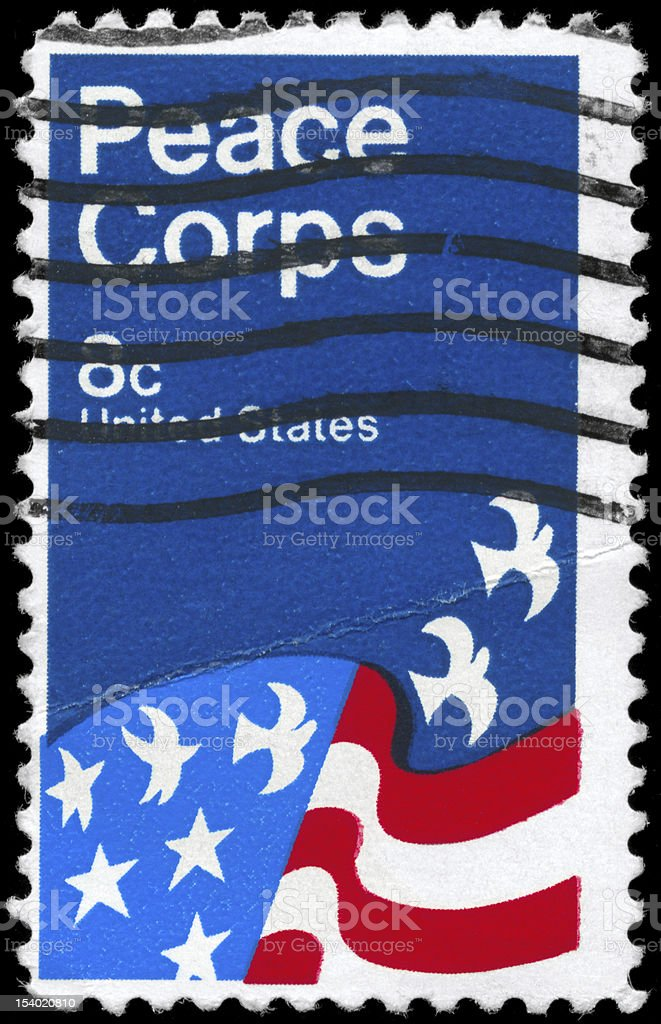 Peace Corps stock photo