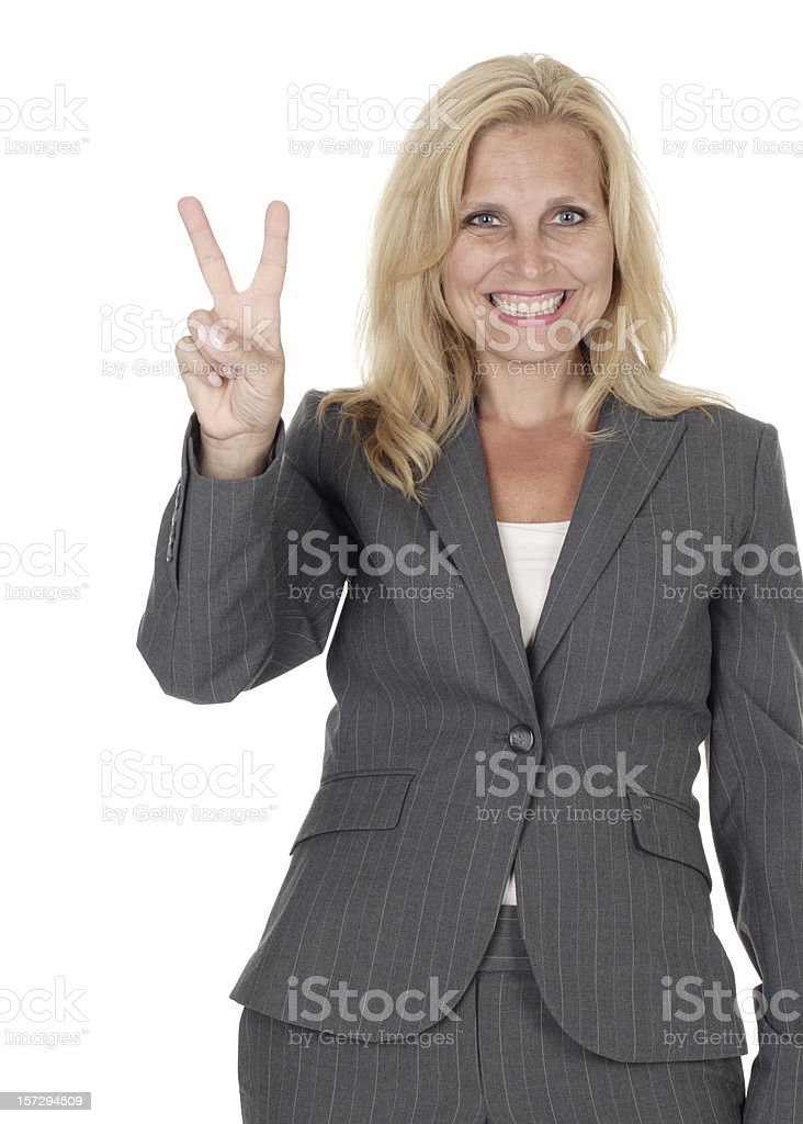 Peace! royalty-free stock photo