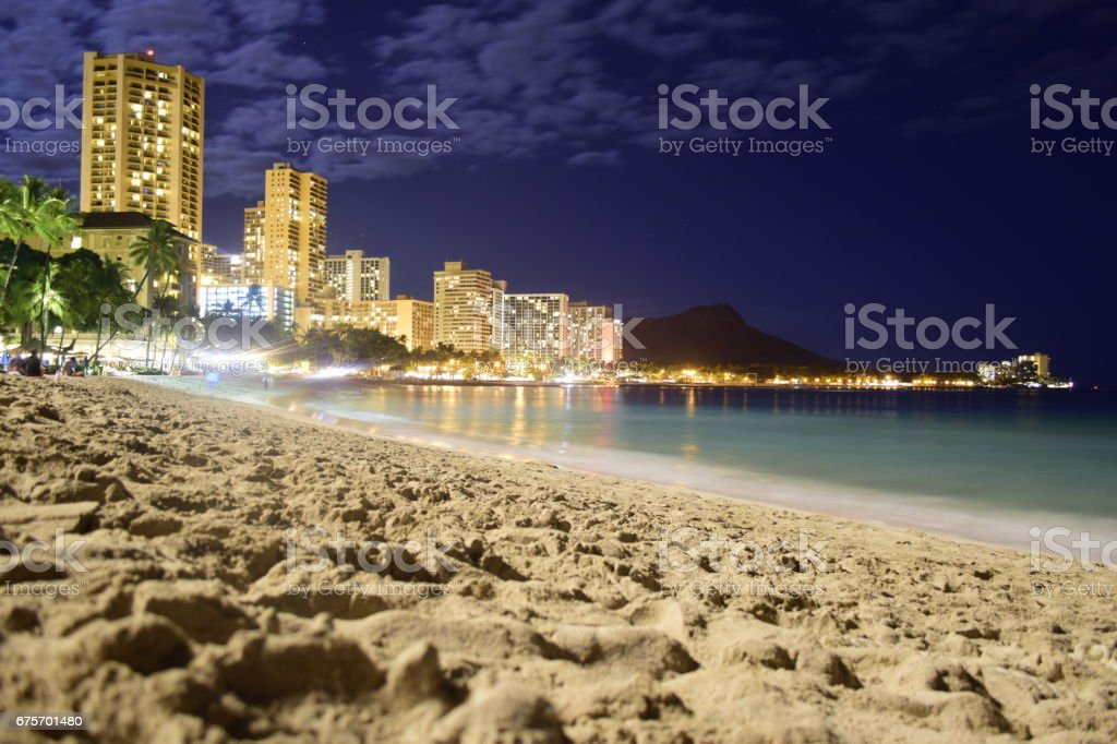Peaceful Beach royalty-free stock photo