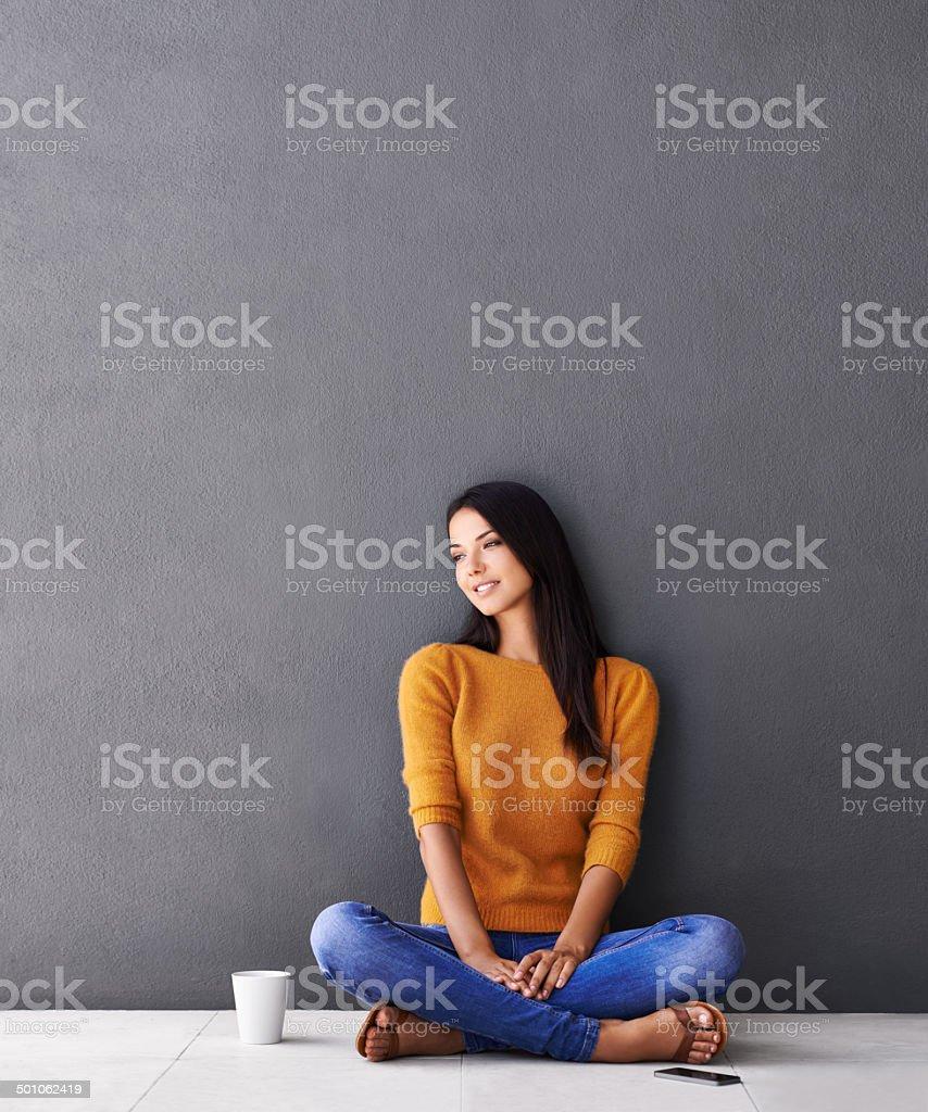 À la contemplation sereine - Photo